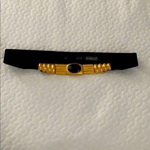 Vintage CARLISLE belt